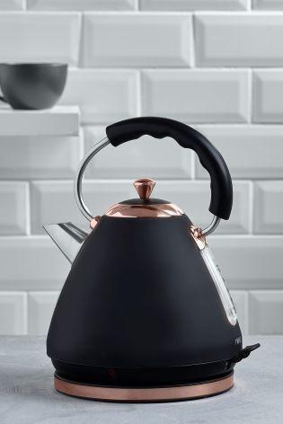 czajnik elektryczny czarny
